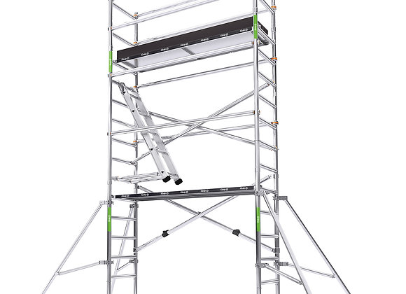 iQuip Folding Scaffold Extension Tower Kit