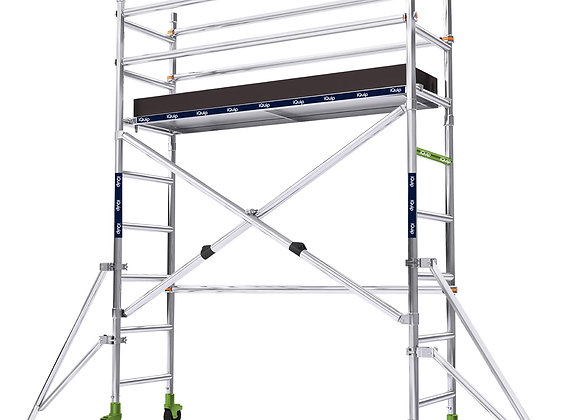 iQuip Folding Scaffold Hand Rail Kit
