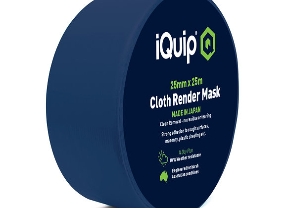 iQuip Japanese Cloth Render Masking Tape