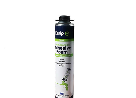 iQuip Low Expansion Adhesive Foam