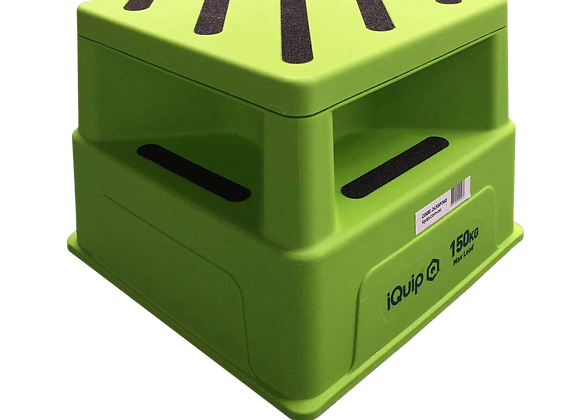 iQuip Heavy Duty Safety Step Stool 150kg Rated