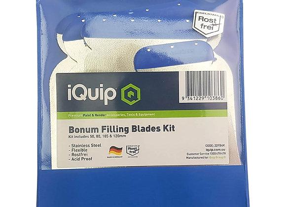 iQuip Bonum Filling Blade