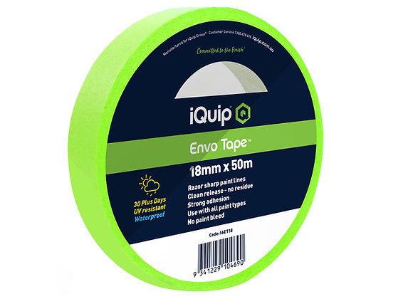 iQuip Green Envo Tape