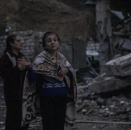 Pétition - Les Arméniens du Haut-Karabagh ont le droit à la vie et à l'autodétermination