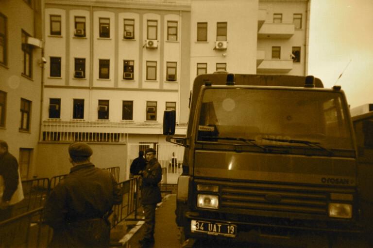 Cour de sureté d'Etat, Istanbul, 2003