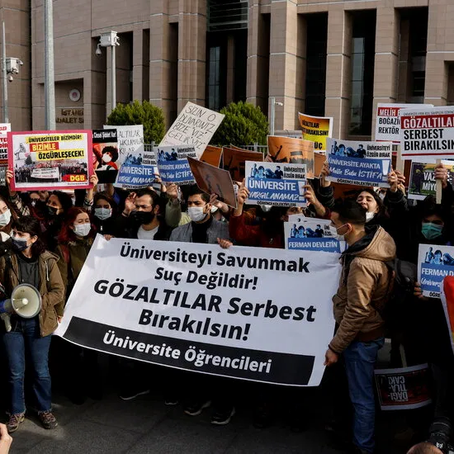 Manifesto for authentic and effective cooperation in the field of human rights in Turkey