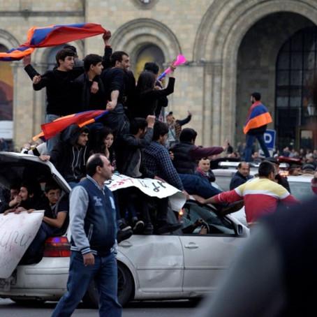 Voix protestataires en Arménie : la parole du citoyen ordinaire