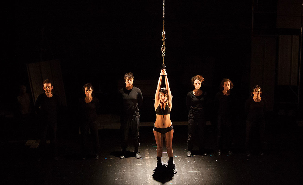 Eclats d'Ombre Play about Pinar Selek's life