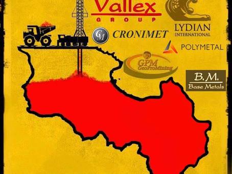 L'activité extractive: un problème incontournable pour la «révolution économique» de N. Pachinian