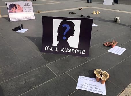 Projet de loi sur la violence domestique en  Arménie: entre inquiétudes et paradoxe