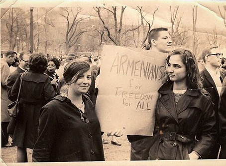 Stand arménien du Salon du Livre de Genève: Quels droits des femmes en Arménie ?