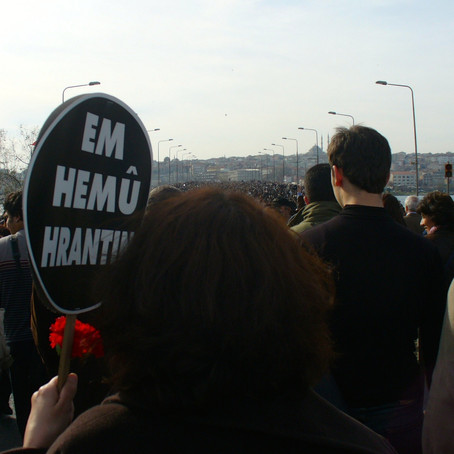 To Hrant. For the other Turkey
