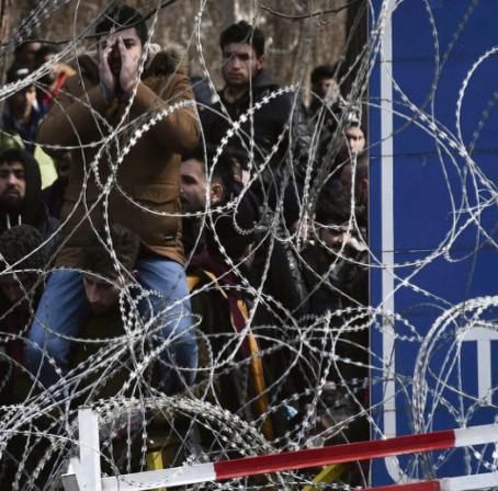 Du chantage turc à la soumission de l'Europe