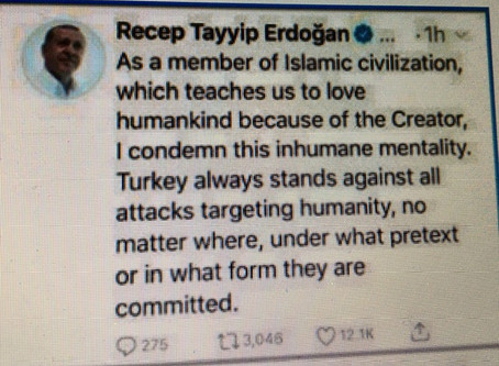 Racisme d'Etat & discours et crimes de haine en Turquie: Les mesures à adopter