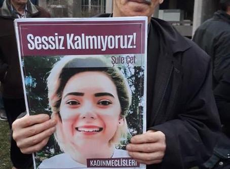 Procès des agresseurs de Sule Çet: symbole de la régression des droits des femmes en Turquie