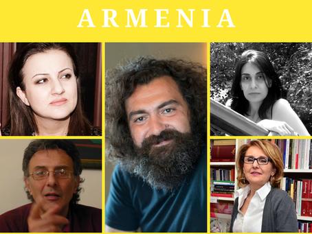 "EU Literature Prize: ""Good news for Armenian literature"" declares Hyestart"