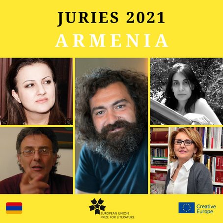 "EU Literature Prize: ""Good news for Armenian literature"" declares Hyestart"