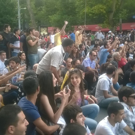 Armenia - Diaspora: Let us build a common destiny on a democratic and human rights basis