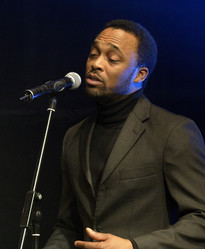 James Simpson on Vocals