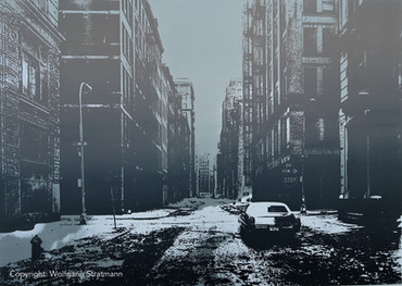 crosby street, NY 1