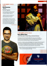 """Barry White Show   """"Let the Music play"""" mit dem Pleasure Unlimited Orchestra"""