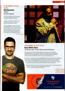 """Barry White Show 