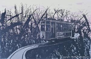 Wolfgang Stratmann - Tram - Endstation U