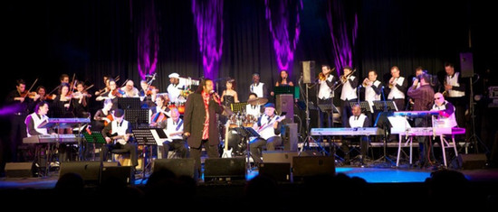 James Simpson's Pleasure Unlimited Orchestra