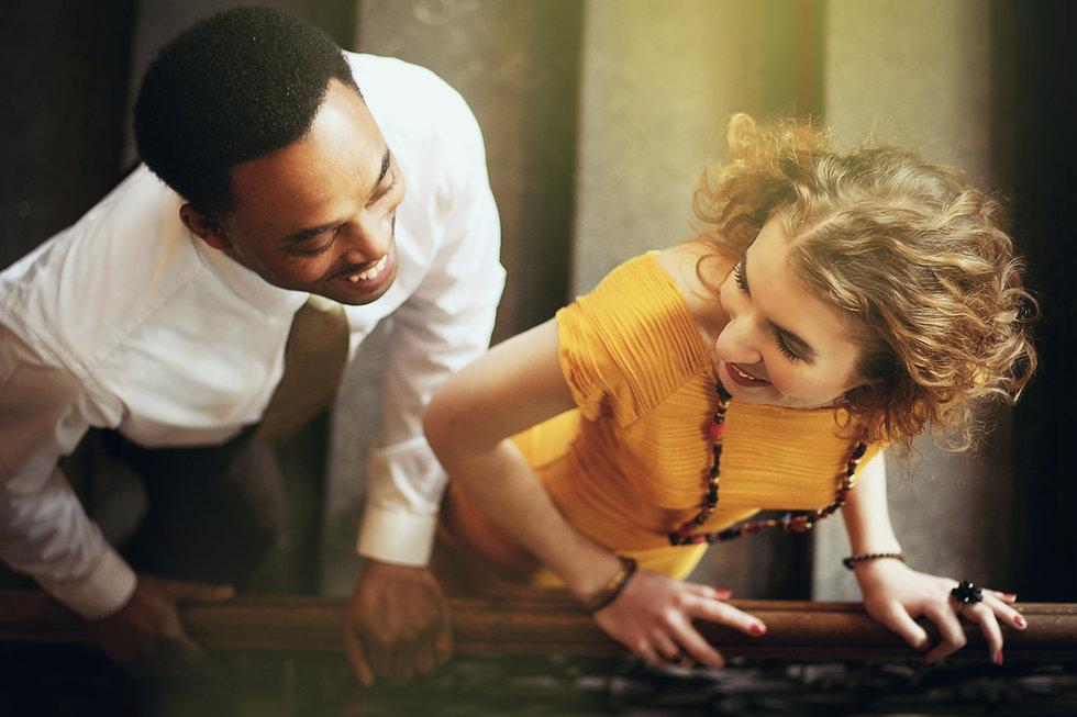 Sängerin Leo Will | Live Musik Duo | Piano/Keys: James Simpson - Foto: Steffi Schmidt | Pixadora