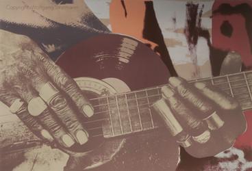 Blues Guitar – River Delta