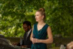 Sängerin Leo Will | Live Musik Duo | Piano/Keys: James Simpson im Schloss Wolfsbrunnen, Schwebda/Meinhard/Eschwege