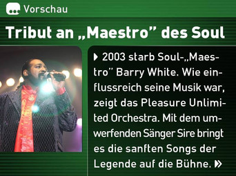 """Tribute to the """"Maestro"""" of Soul"""