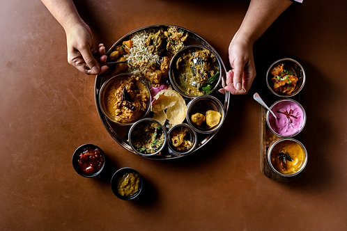 Royal Thali Experience Gift Voucher