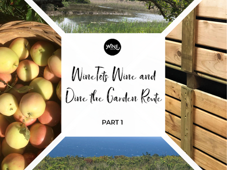 WineTots Wine and Dine the Garden Route!