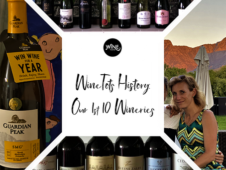 A family's Journey through the Cape Winelands of South Africa