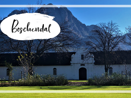 A Day Out at Boschendal Farm