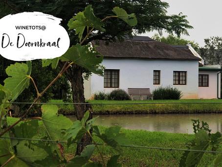 WIN with De Doornkraal & WineTots!