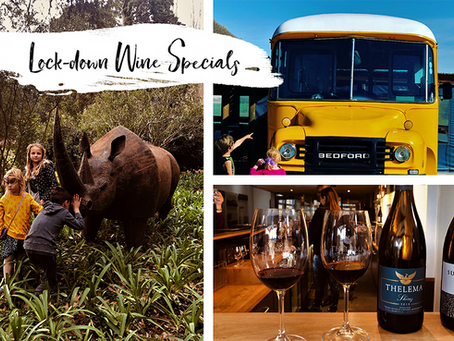 10 of SA's Top Wine Lock-down Specials
