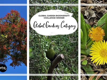 Global Garden Challenge Winners