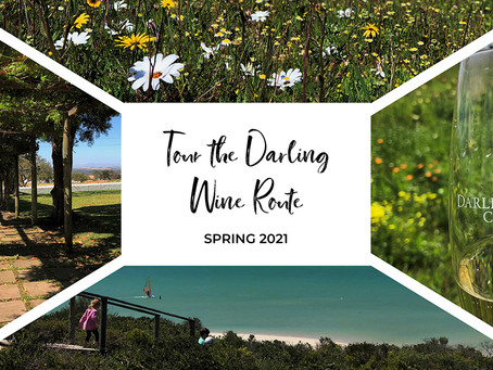 Blossoming- Darling Wine Route's Spring!