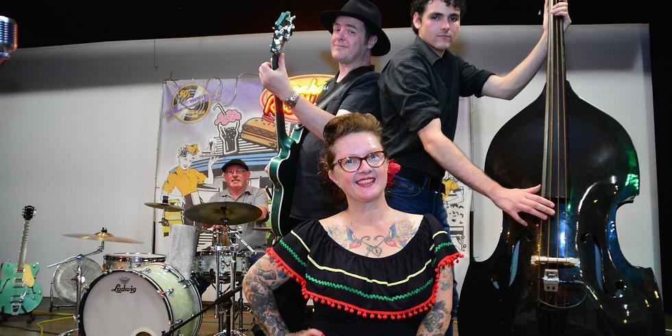 Kooly Kat presents - Toni & the Rhythm Cats