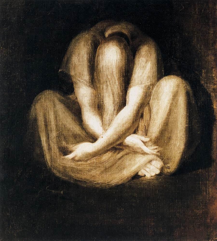 Johann Heinrich Füssli Silence