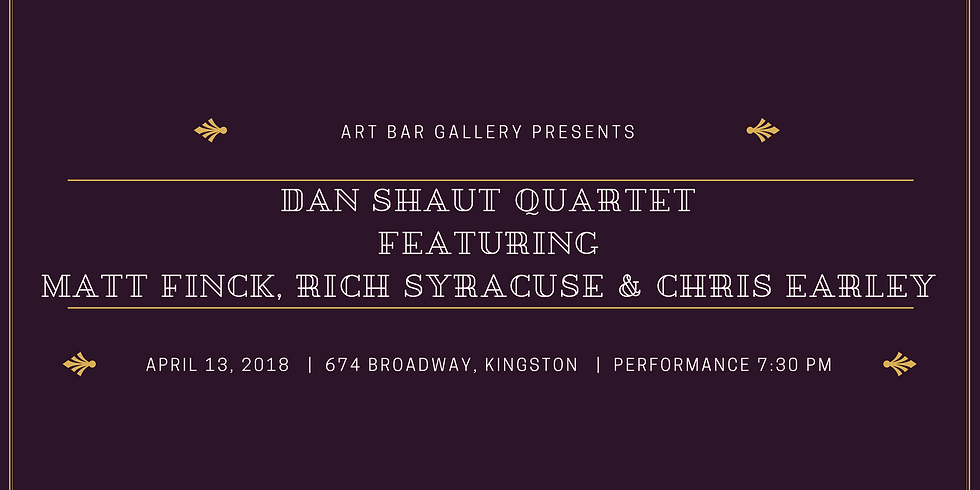 Dan Shaut Quartet