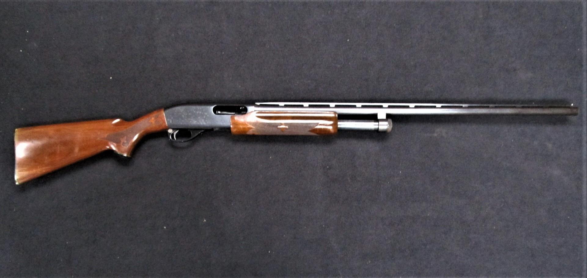 Remington Wingmaster Model 870 Shotgun