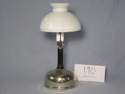 custom lamp with shade