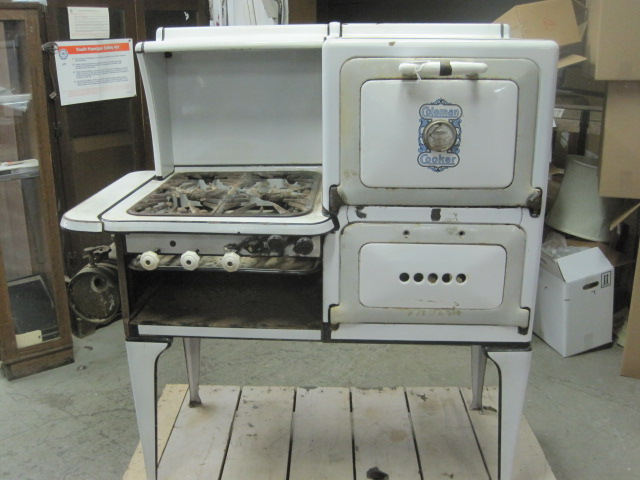Coleman cooker