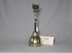 Coleman model A lamp