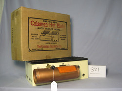 Coleman Hot Plate model 391A