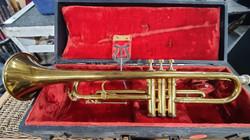 1920s Brass trumpet