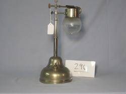 Gloria Light Co model A lamp
